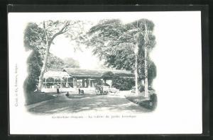 AK Saigon, La voliere du jardin botanique
