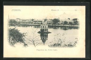 AK Hanoi, Pagadon du Petit Lac, Panorama