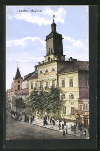 AK Lublin, Magistrat, Gebäudeansicht
