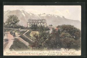 AK Glion, Hotel Righi Vaudois