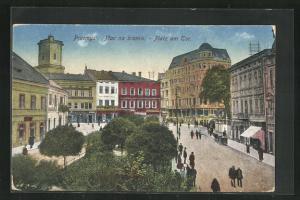 AK Przemysl, Plac na bramie, Platz am Tor