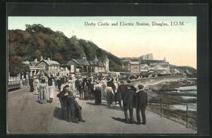 AK Douglas, Derby Castle and Electric Station