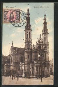 AK Warschau-Warszawa, Kosciól Zbawiciela