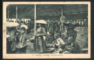 AK Haiphong, Au Grand Marche