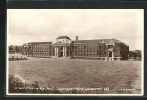 AK Leicester, Wyggeston Girls School, Lancaster Road
