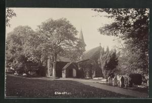 AK Shanklin, Kirche und Friedhof