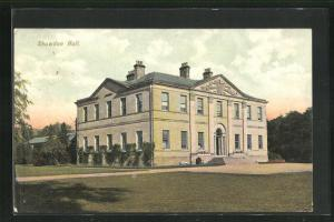 AK Shawdon, Shawdon Hall