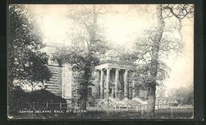 AK Blyth, Seaton Deleval Hall
