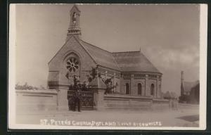 AK Potland, St. Peter`s Church, built by Convicts