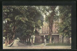 AK Dorchester, Bridport Road and Barrack, Entrance