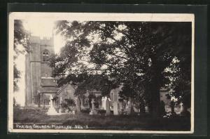 AK Madeley, Parish Church