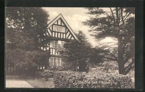 AK Madeley, The Old Hall