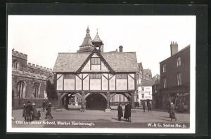 AK Harborough, Old Grammar School, Market
