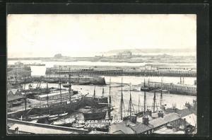 AK Heliers Harbour, Jersey, Hafen