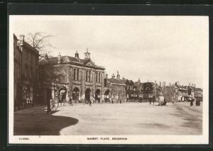 AK Melksham, Market Place, Marktplatz
