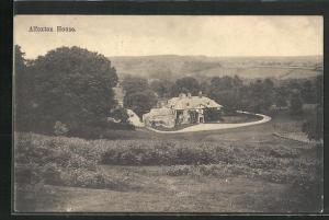 AK Alfoxton, Alfoxton House, Panorama