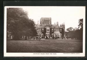 AK Berkhamsted, Ashridge House from the Park