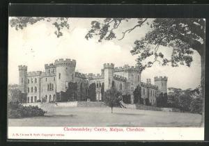 AK Malpas, Cholmondeley Castle