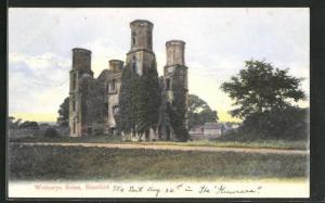 AK Stamford, Wothorpe Ruins