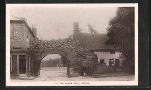 AK Lincoln, the Old Roman Arch