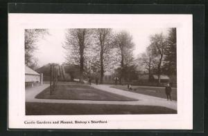 AK Bishop's Stortford, Castle Gardens and Mound