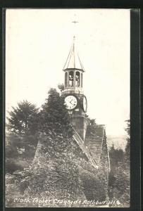 AK Rothbury, Clock Tower Cragside