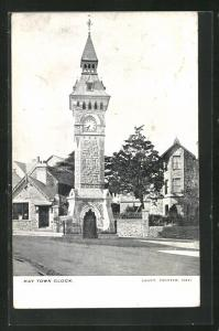 AK Hay, Town Clock