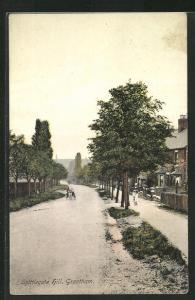 AK Grantham, Spittlegate Hill