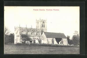 AK Wootton Wawen, Parish Church