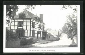 AK Shobdon, the Bateman Arms