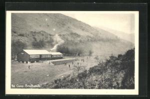 AK Braithwaite, The Camp