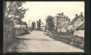 AK Netheravon, View of Main Street