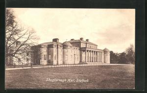 AK Stafford, Shugborough Hall