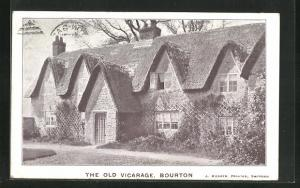 AK Bourton, the Old Vicarage