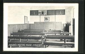 AK Chalfont, Jordan's Meeting House
