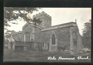 AK Stoke Hammond, View of the Church