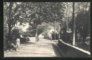 AK Jersey, Rue Etroite a la Haule