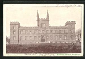 AK Guernsey, Elizabeth College