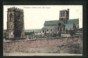 AK Wailasey, Church and Old Tower