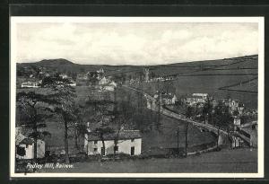 AK Rainow, Pedley Hill