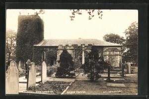AK Higher Peover, Church and Cemetery