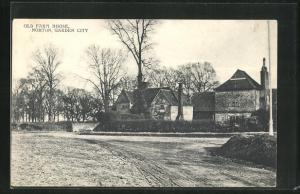 AK Norton, Garden City, Old Farm House
