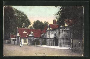 AK Hoddesdon, Herrenhaus Rye House