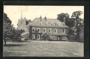 AK Aldenham, The Vicarage