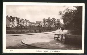 AK Letchworth, Rushby Mead