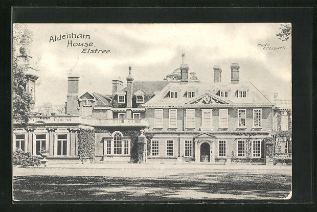 AK Elstree, Aldenham House 0