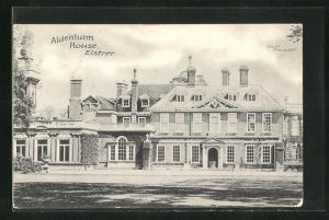 AK Elstree, Aldenham House
