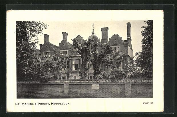 AK Hoddesdon, St. Monica`s Priory 0