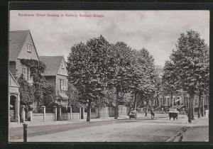 AK Slough, Mackenzie Street leading to Railway Station