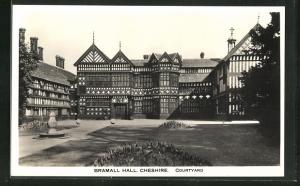 AK Bramhall, Bramhall Hall, Courtyard